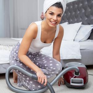 vacuum cleaner clean